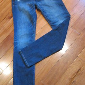 abercrombie and fitch distressed jeans 27x31